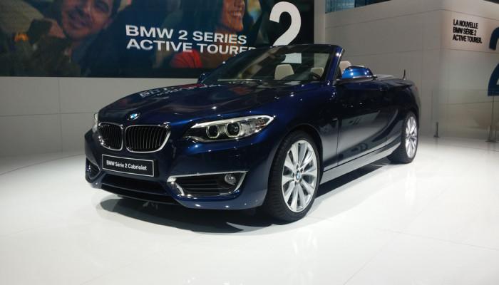 BMW Seria 2 Cabrio 1