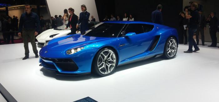Lamborghini Asterion concept 1