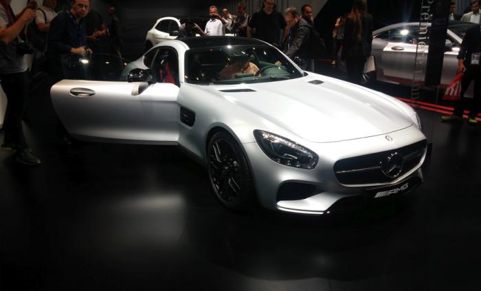 Mercedes AMG GT 1