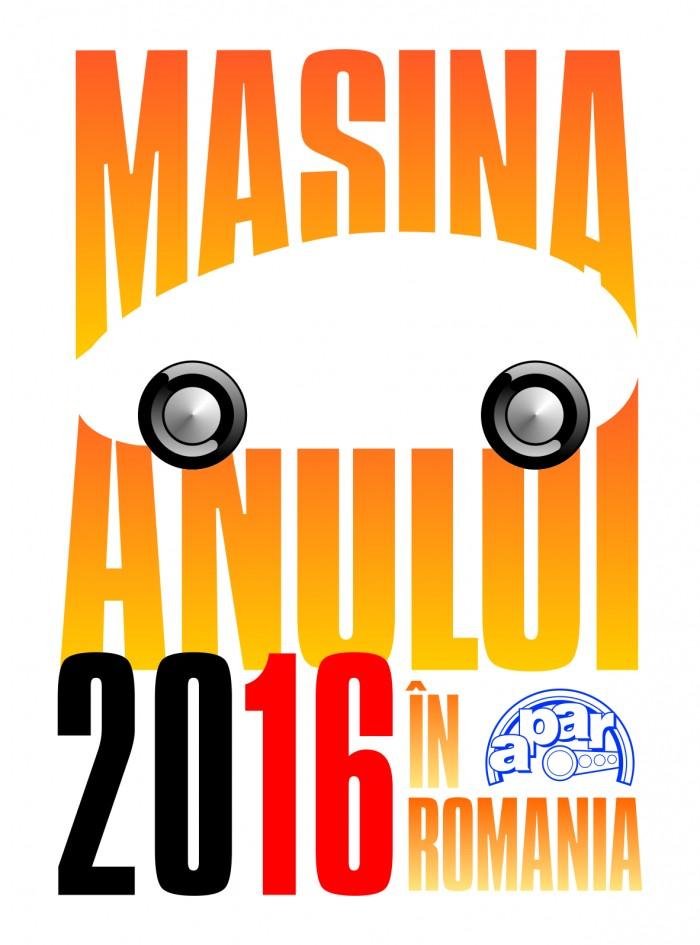 Masina Anului Logo2016