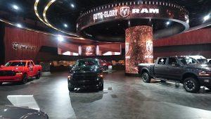 Dodge și a sa linie de automobile RAM emană agresivitate prin fiecare por