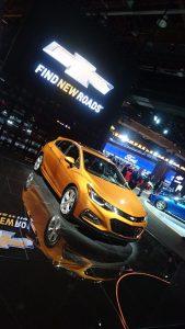 Noua generație Chevrolet Cruze hatchback, fratele de platformă a europeanului Opel Astra