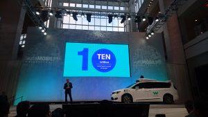 10000000000000 de mile de testare a vehiculelor autonome în fiecare an