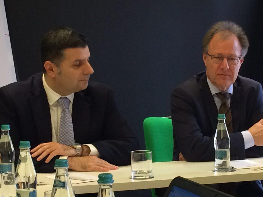 Alexandru Petrescu, ministrul pentru Mediul de Afaceri, Comerț și Antreprenoriat