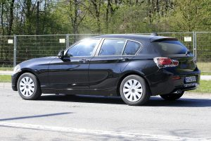 BMW 1-Series Facelift 007