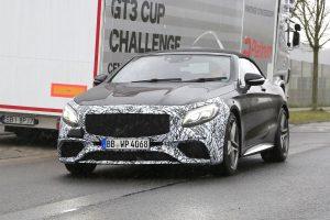 Mercedes S-Class Cabrio Facelift (2)