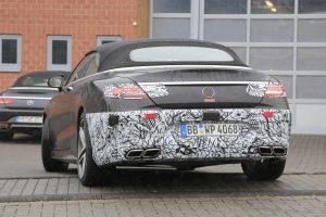 Mercedes S-Class Cabrio Facelift (8)