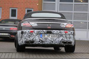 Mercedes S-Class Cabrio Facelift (9)