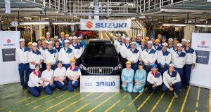 Suzuki - 3000000 unitati