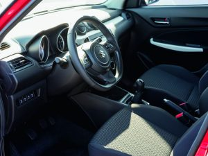 3 Steering Wheel