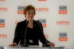 Lisa King - Ford Otosan, Director General Adjunct