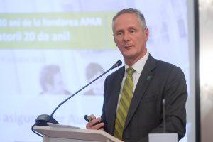 Francois Coste, Președintele Groupama Asigurări, Președintele Camerei de Comerț, Industrie și Agricultură Franceză în România