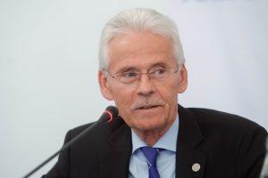 Bernd Ostmann, Redactor șef Auto Motor und Sport Germania