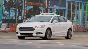 autonomous-ford Mcity