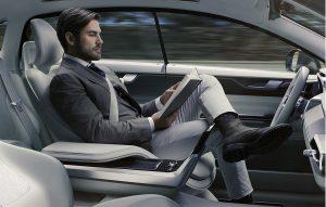 autonomous - volvo, autoliv nvidia AI