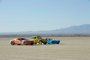 Desert line-up