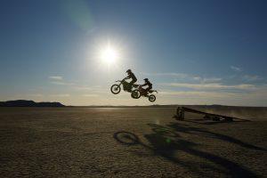 Jumping EV bikes