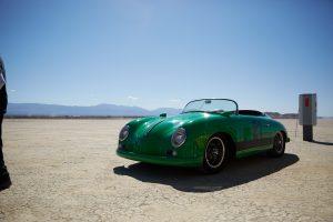Porsche 356 EV conversion 2