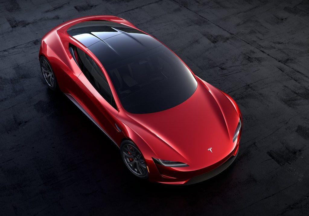 Tesla - Roadste