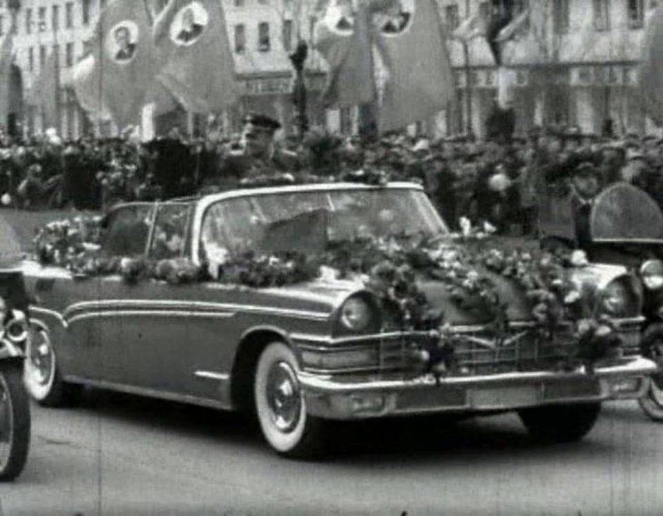 ZIL mașina Gagarin
