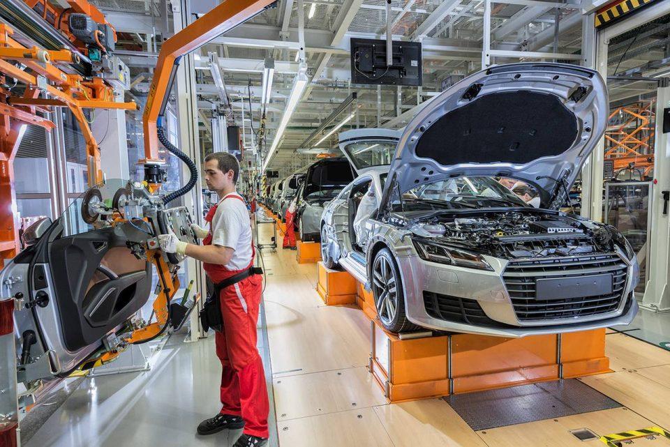 Audi Ungaria