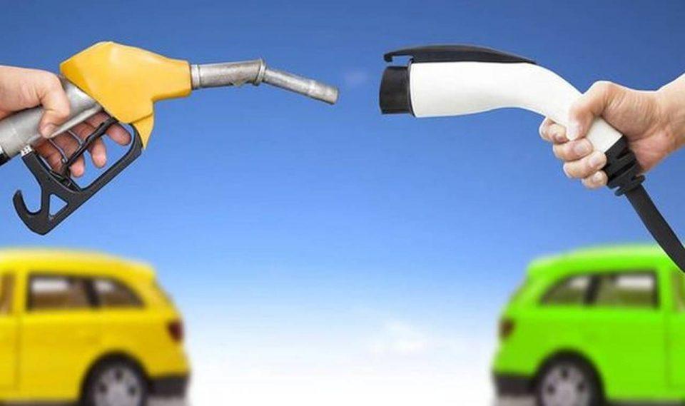 Diesel electric
