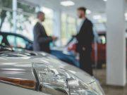 Piata auto Marea Britanie