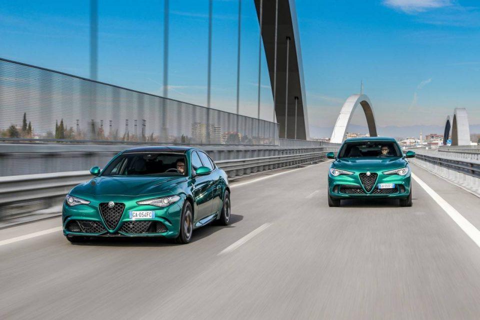 Alfa Romeo Quadrifoglio - Giulia si Stelvio