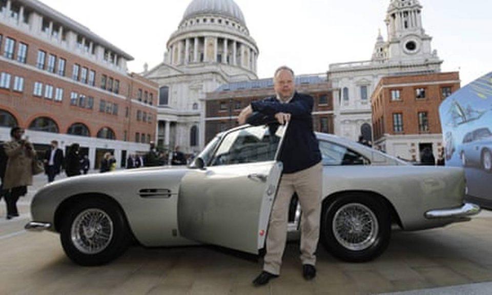 Andy Palmer - Aston Martin