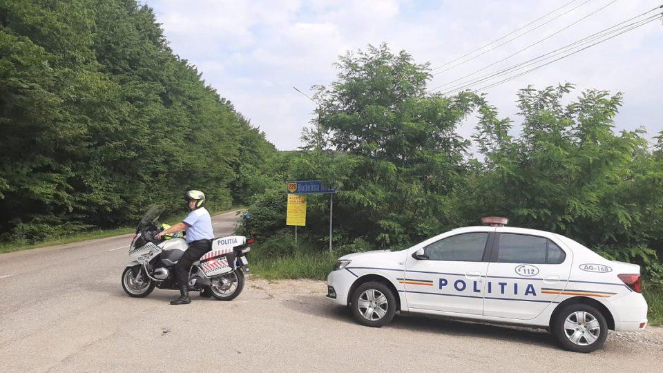 Politia rutiera sancțiuni