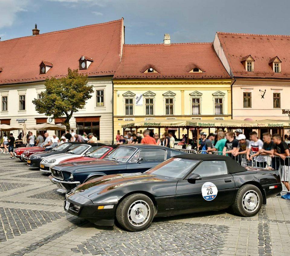Transylvania Classic motorsport