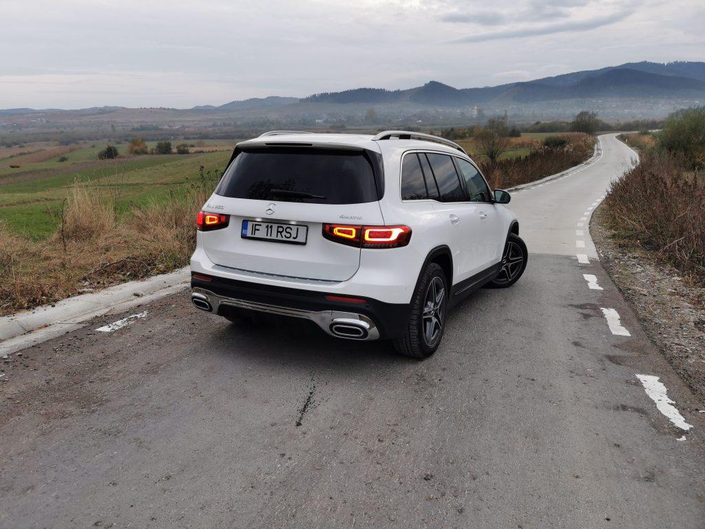 DRIVE TEST. Mercedes-Benz GLB