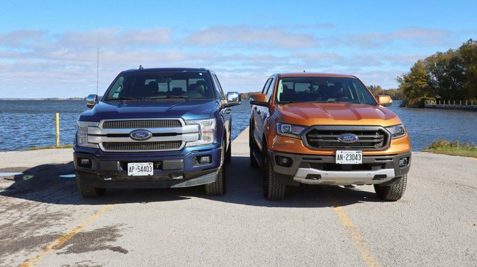 AUTOpro Ford trucks proces