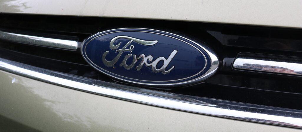 Producătorul american Ford, care și-a adjudecat primul loc al clasamentului.
