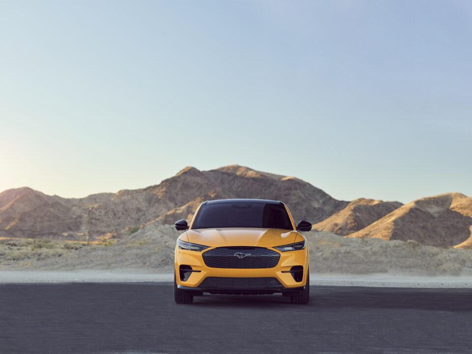 Mustang Mach-E incarcare