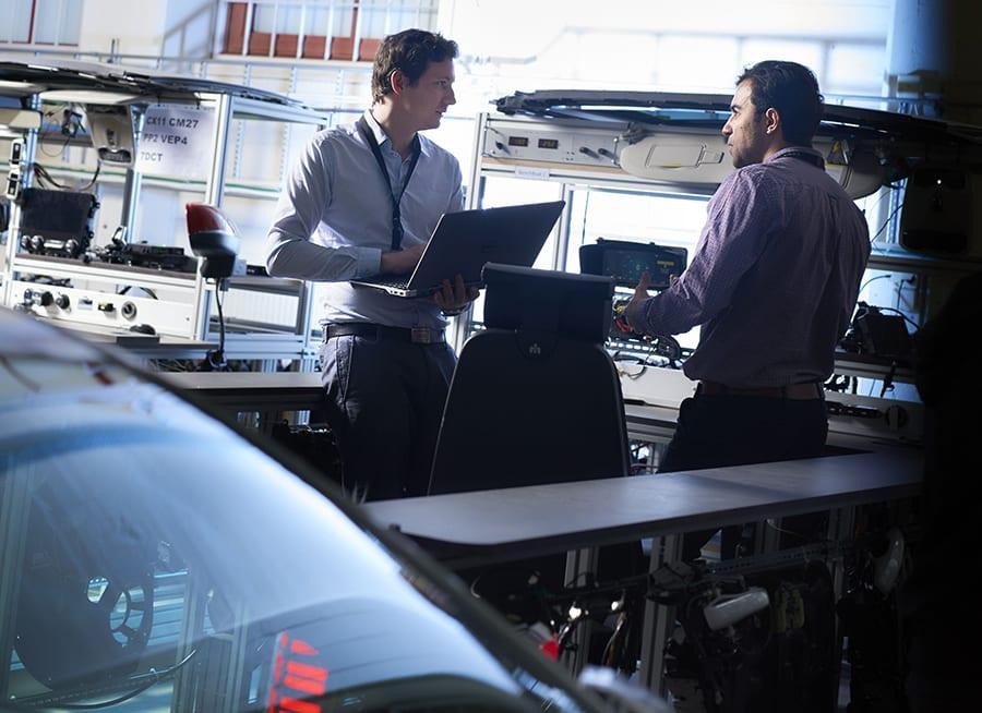 incarcare wireless rapida autonoma EV