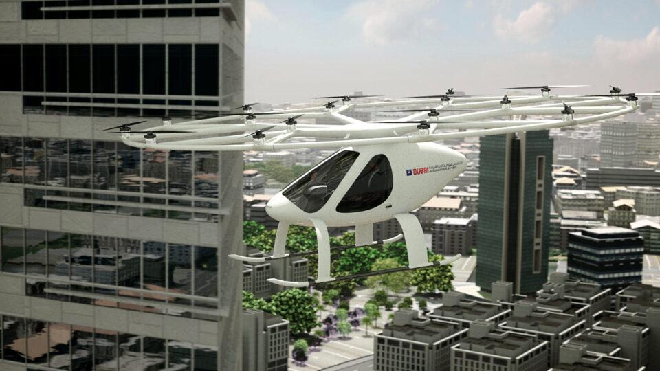 volocopter taxiuri zburatoare europa